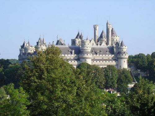 Chateau de Pierrefonds