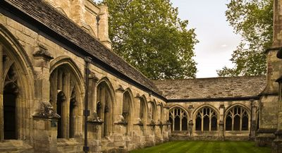 Chapel of Winchester college