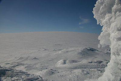 Hardangerjøkulen Glacier