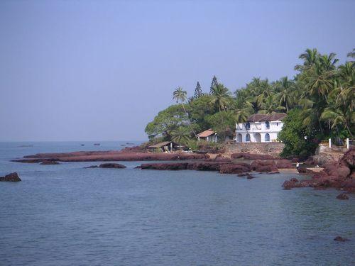 Goa coast