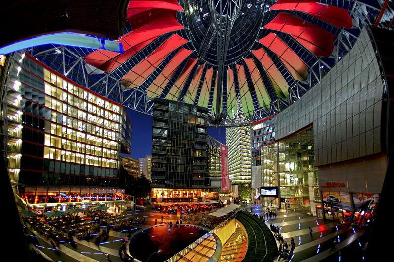 Berlin-Sony_Center