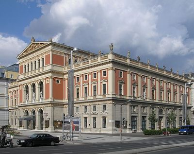 Musikverein Concert Hall