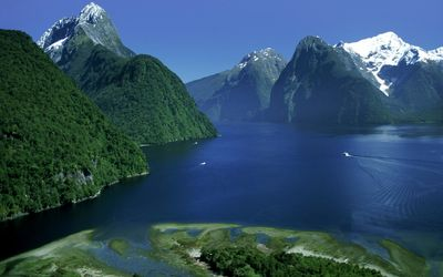 Fiordland-National-Park