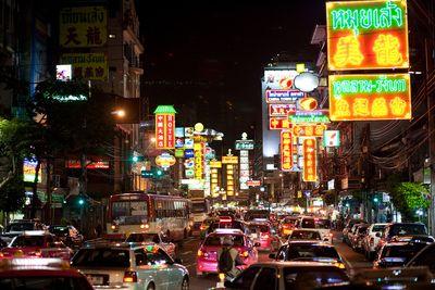 Chinatown Bankgog