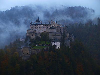 The Burg_Hohenwerfen